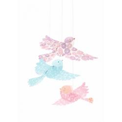 Colgante Pájaros Brillantes
