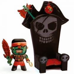 Arty Toys Kyle & Ze Throne